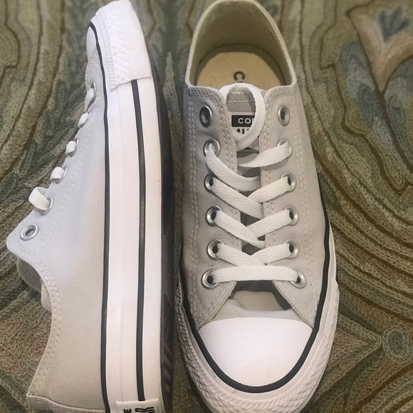 0953a1a264 Converse Shoes | Chuck Taylor All Star Seasonal Color Mouse Low Top ...